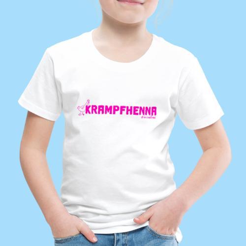 Krampfhenna - Kinder Premium T-Shirt