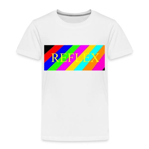 SVEIN HELGE reflex - Premium T-skjorte for barn