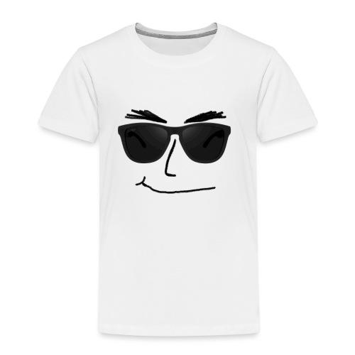 sunglasses2 - Kinder Premium T-Shirt