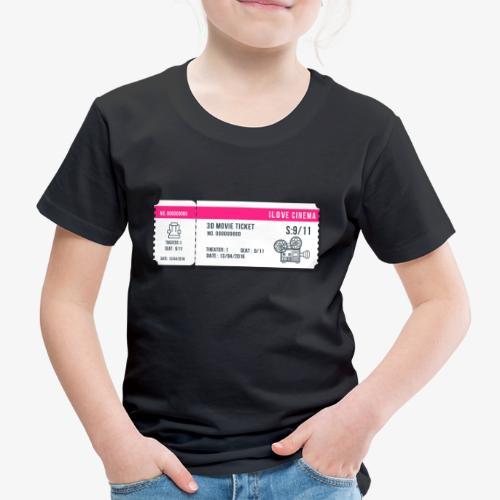 Cinema 2 - Camiseta premium niño