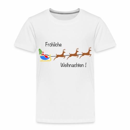 Fröhliche Weihnachten - Kinder Premium T-Shirt