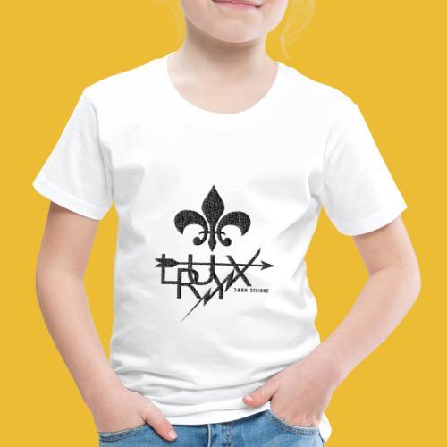 Luxry (Faded Black) - Kids' Premium T-Shirt