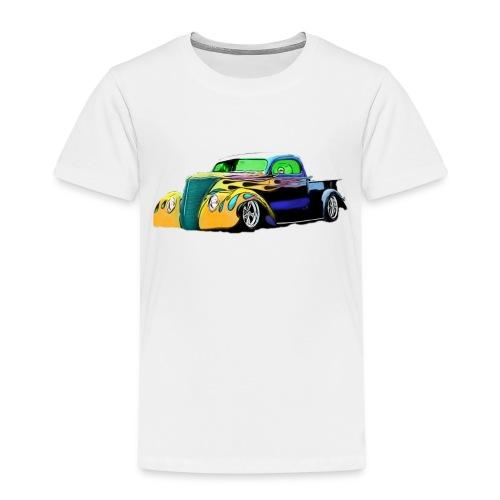 Hot rod 2 - Camiseta premium niño