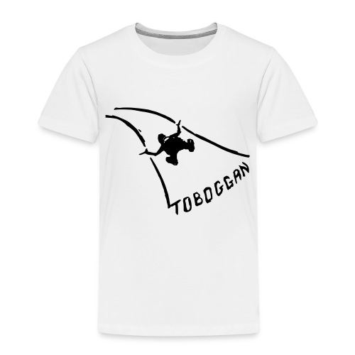 toboggan - T-shirt Premium Enfant