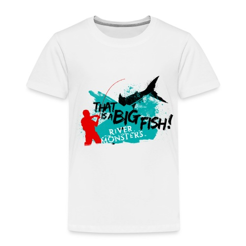 That is a big fish - Kids' Premium T-Shirt