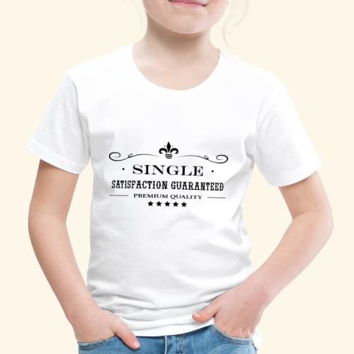 Single, bachelor - T-shirt Premium Enfant