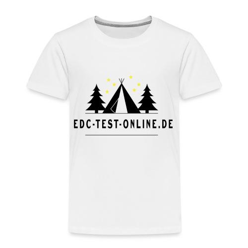 edctestonline.de - Kinder Premium T-Shirt