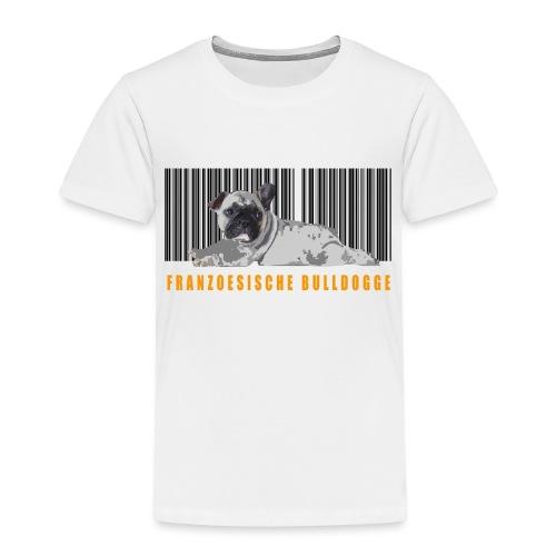 BARCODE BULLY - Kinder Premium T-Shirt
