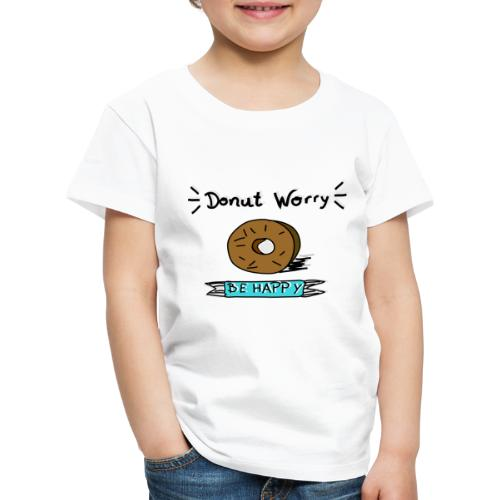 Donut - Love - Kinder Premium T-Shirt