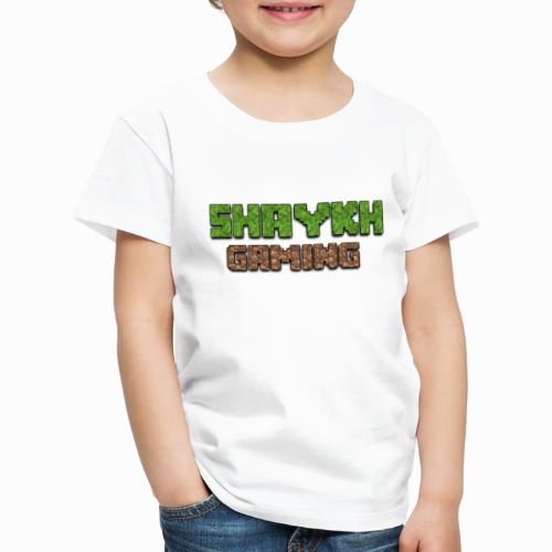 Shaykh Gaming Merch - Kids' Premium T-Shirt