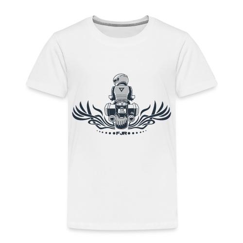 0852 fjr no topcase - Kinderen Premium T-shirt
