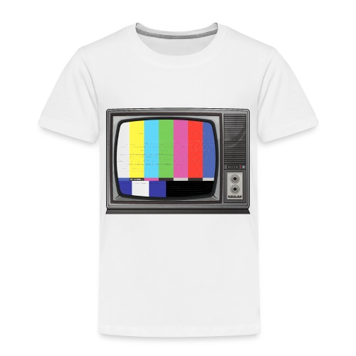 tv signal - T-shirt Premium Enfant