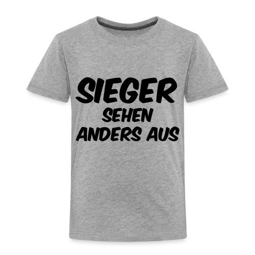Sieger sehen anders aus - Kinder Premium T-Shirt