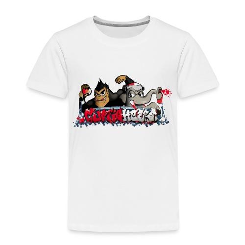 Cupfighters Rotterdam - Kinderen Premium T-shirt