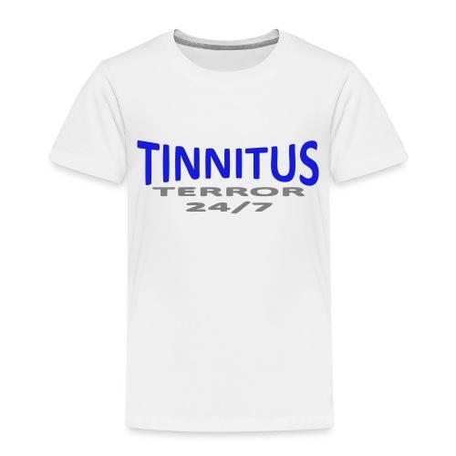 terror - Premium T-skjorte for barn