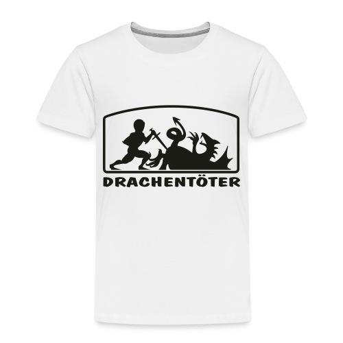 drachentoeter - Kinder Premium T-Shirt