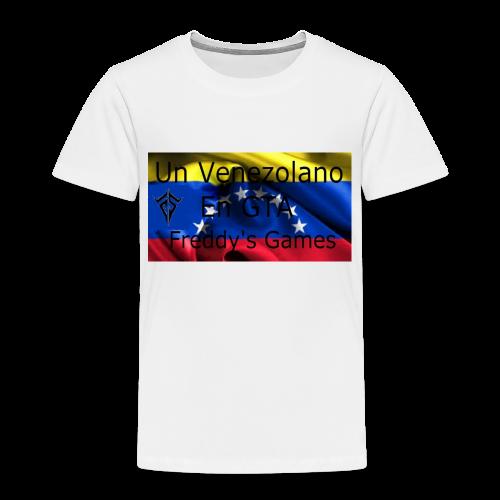 Alfombra De Mouse Un Venezolano En GTA - Camiseta premium niño