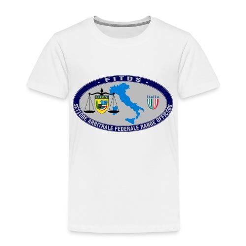 Logo SAFRO - Maglietta Premium per bambini