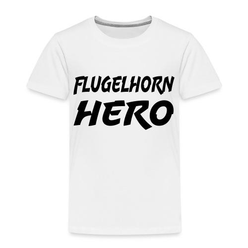 Flugelhorn Hero - Premium T-skjorte for barn