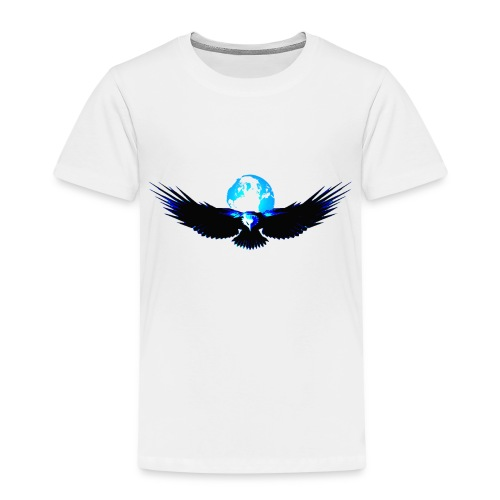 eagle earth - Kinderen Premium T-shirt