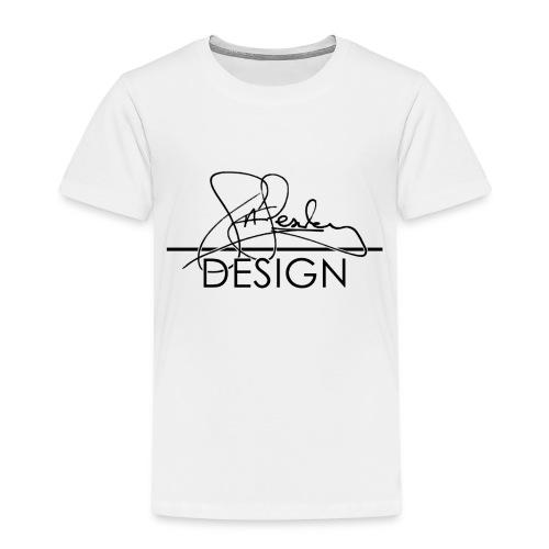 sasealey design logo png - Kids' Premium T-Shirt