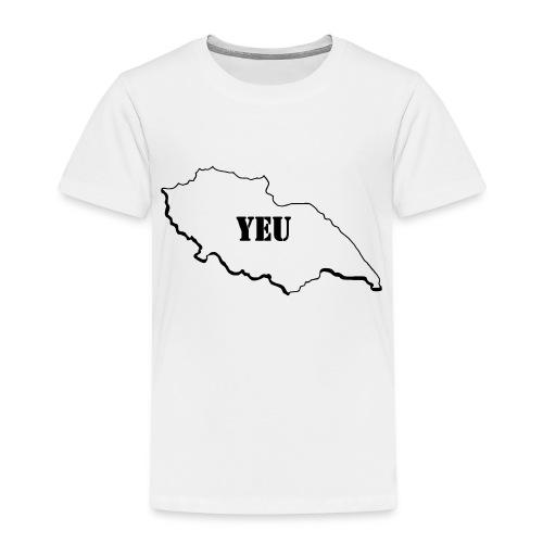 Dessin_de_YEU - T-shirt Premium Enfant