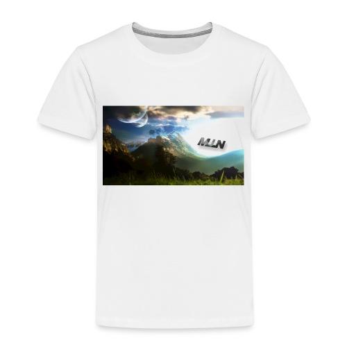 MTN Landschaft - Kinder Premium T-Shirt