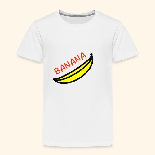 banana - Maglietta Premium per bambini