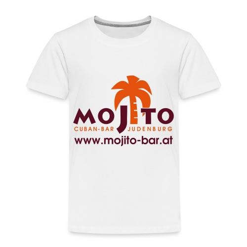 Mojito Logo - Kinder Premium T-Shirt