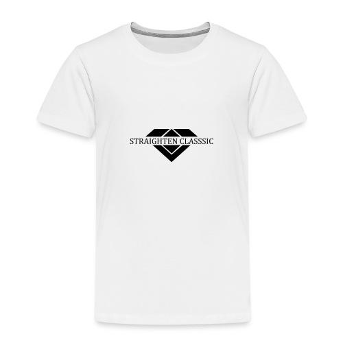 STRAIGHTEN CLASSIC - Kinder Premium T-Shirt