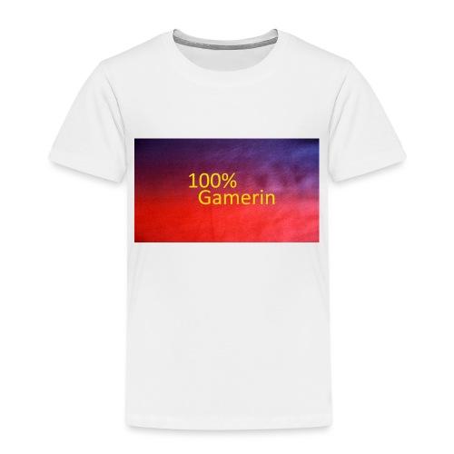 gamerin png - Kinder Premium T-Shirt