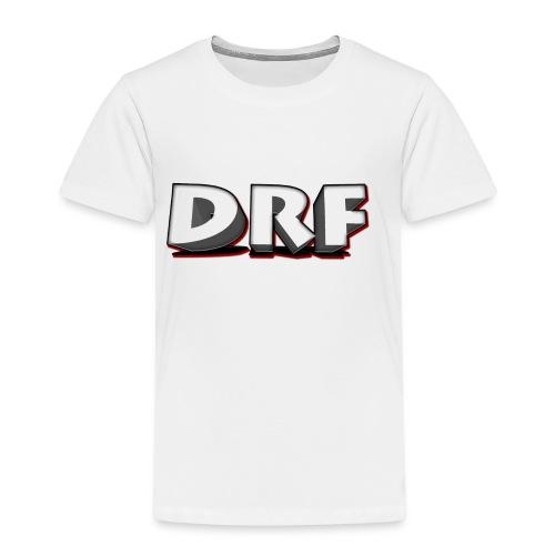 T-Shirt met het DRF logo - Kinderen Premium T-shirt