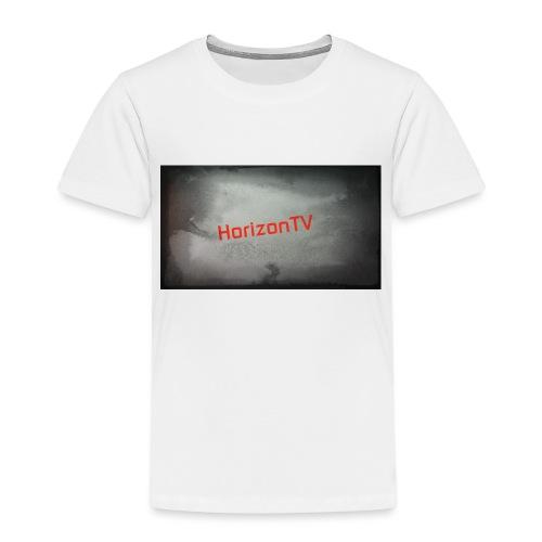 Bögre 01 (HorizonTV) - Kids' Premium T-Shirt
