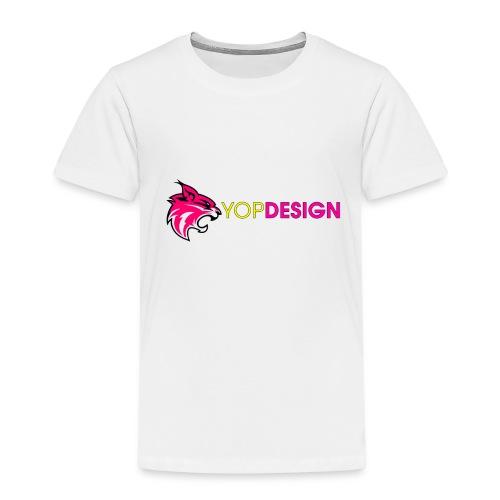 YopDesign-Ytub - T-shirt Premium Enfant