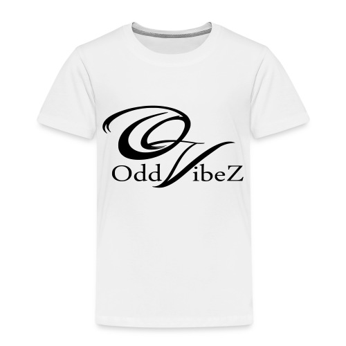 OV-logo-clean-black - Premium-T-shirt barn