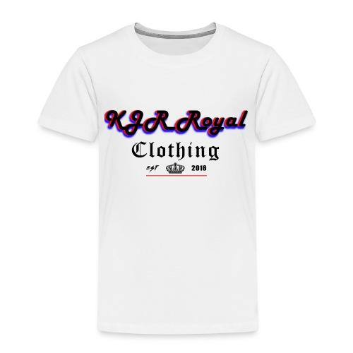 KJRRoyal T-shirt Special Design - Kids' Premium T-Shirt
