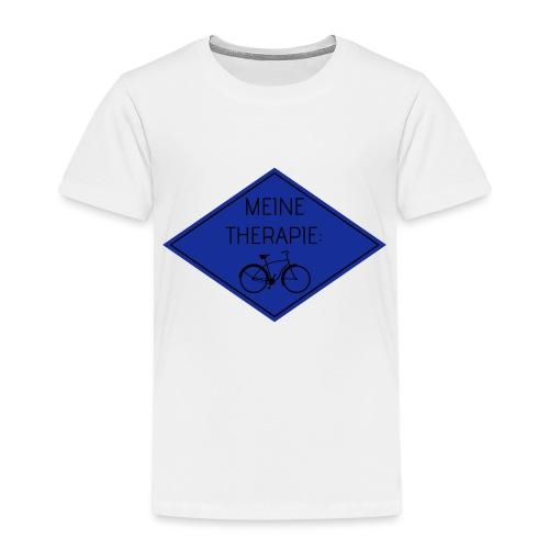 Meine Therapie: Fahrrad - Kinder Premium T-Shirt