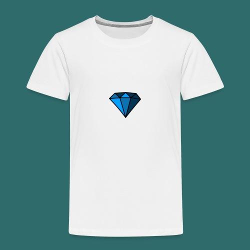 Blue Diamond - Maglietta Premium per bambini
