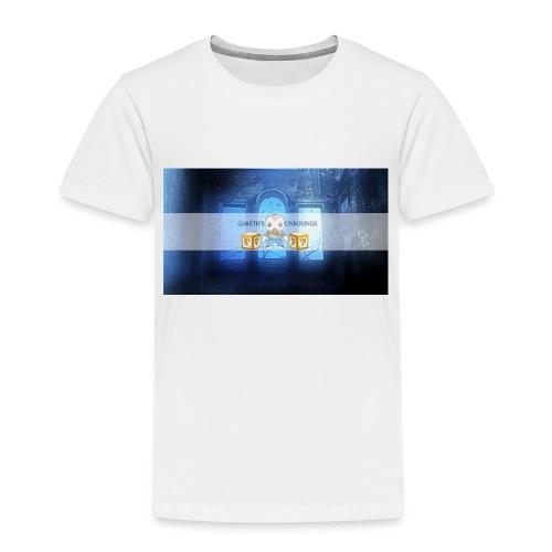 gareth's unboxing - Kids' Premium T-Shirt