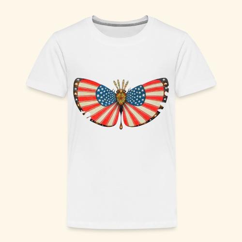 patriot moth - Maglietta Premium per bambini