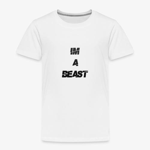 Beast - Camiseta premium niño
