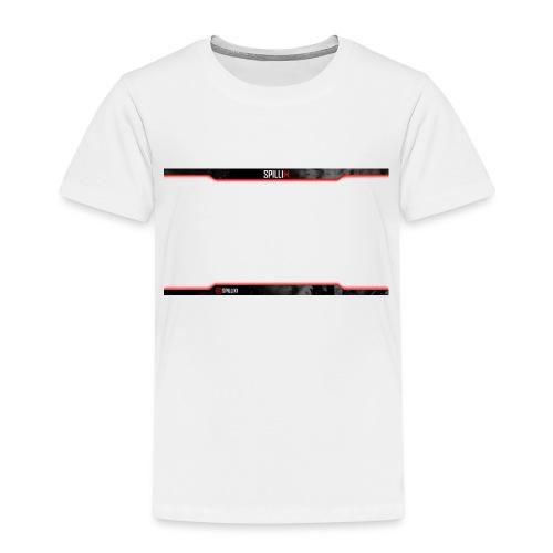 spillix design - Premium T-skjorte for barn