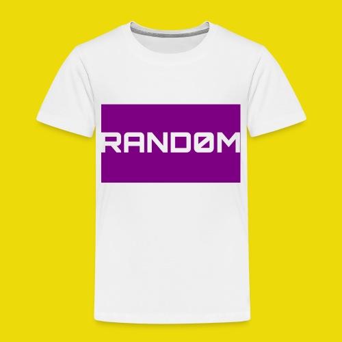 Random Logo - Kids' Premium T-Shirt