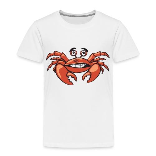 Cangrejo - Camiseta premium niño