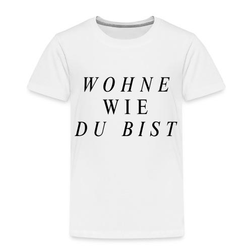 HS_CLAIM_RZ - Kinder Premium T-Shirt