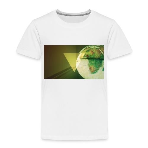 BIOMETRIC GLOBE - Kids' Premium T-Shirt