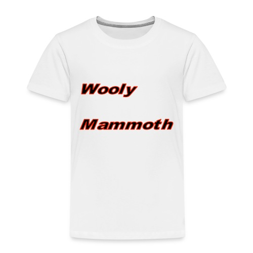 Wooly Mammoth - Kids' Premium T-Shirt