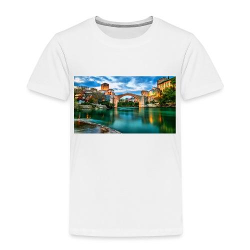 Mostar - Premium-T-shirt barn
