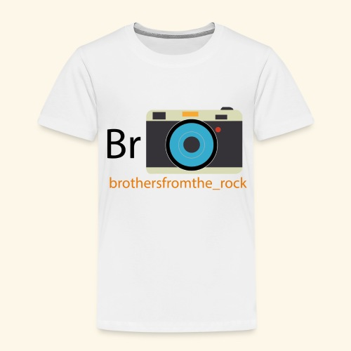 Brothers from the rock - Kids' Premium T-Shirt