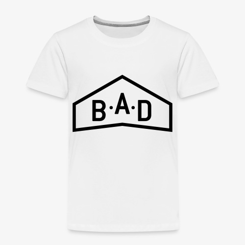 logo B A D official - T-shirt Premium Enfant